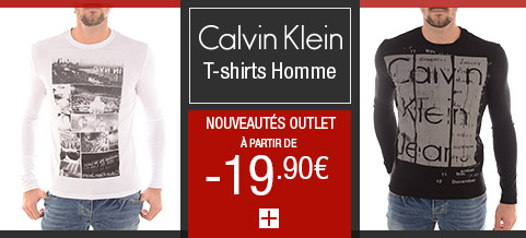 CK T-SHIRTS OUTLET