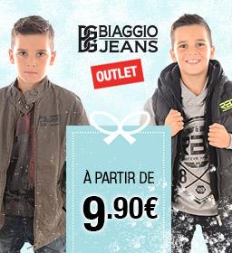 Biaggio Jeans Enfant