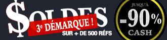 SOLDES - 3eme Démarque