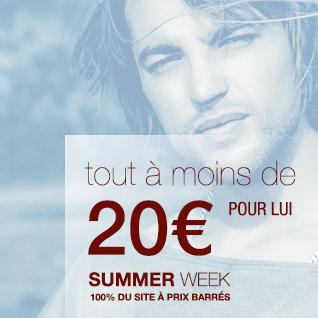 -DE 20€ HOMME