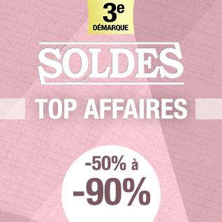 SOLDES top affaires