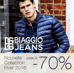 biaggio jeans jusqu' à -70%