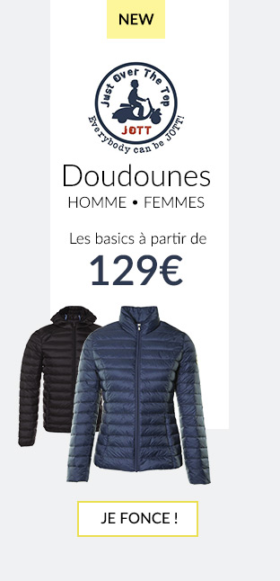 Blouson just over the top a 139€