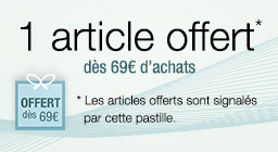 votre article offert !