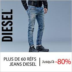 Jeans diesel homme