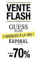 VF Guess Kaporal 10/10/17 - 19/10/17