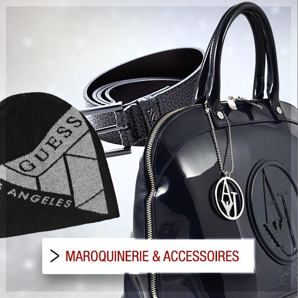 La maroquinerie & accessoires