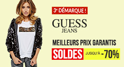 guess jeans soldes