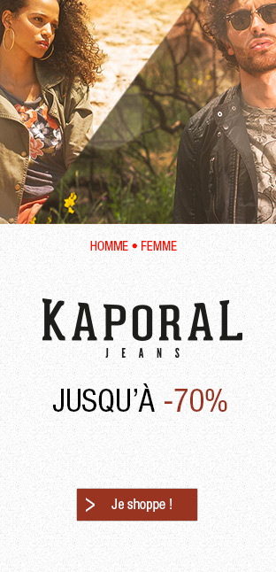 kaporal outlet