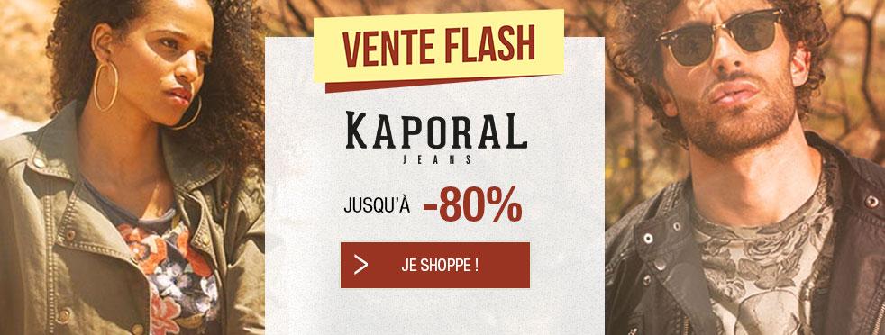 vente flash kaporal jeans