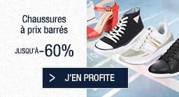 shoes -60%