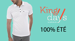 encart XXL 100% été king days