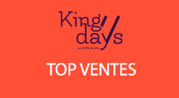 encart XXL top vente king days