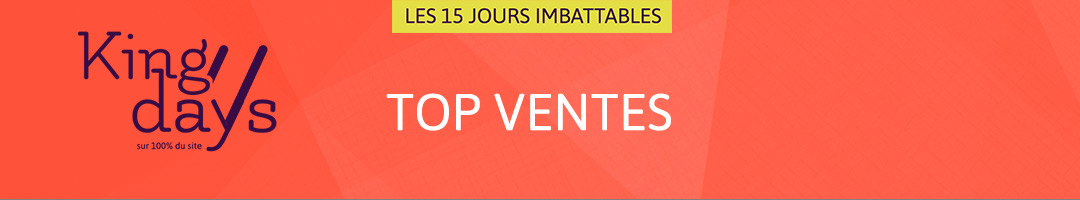 ban top vente king days
