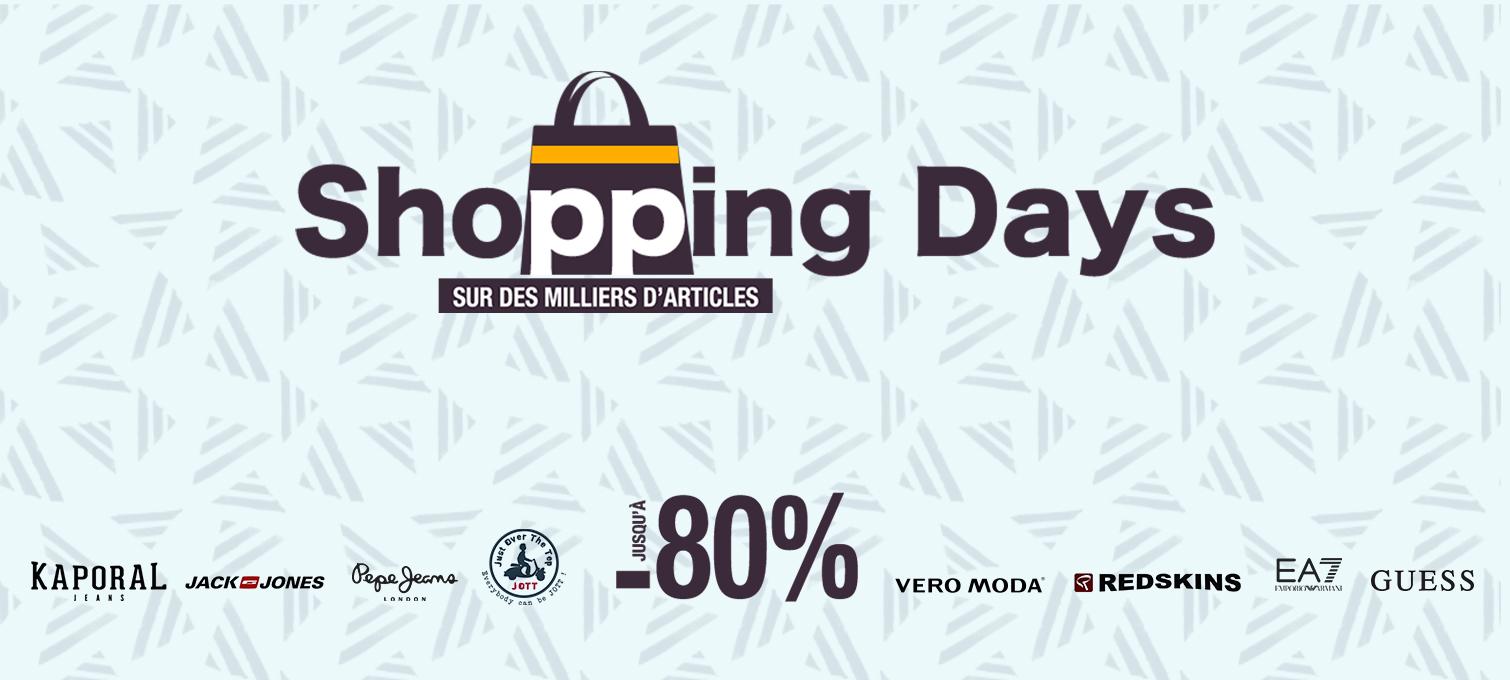 Slide PC Shopping Days