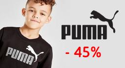 Puma kids -45%