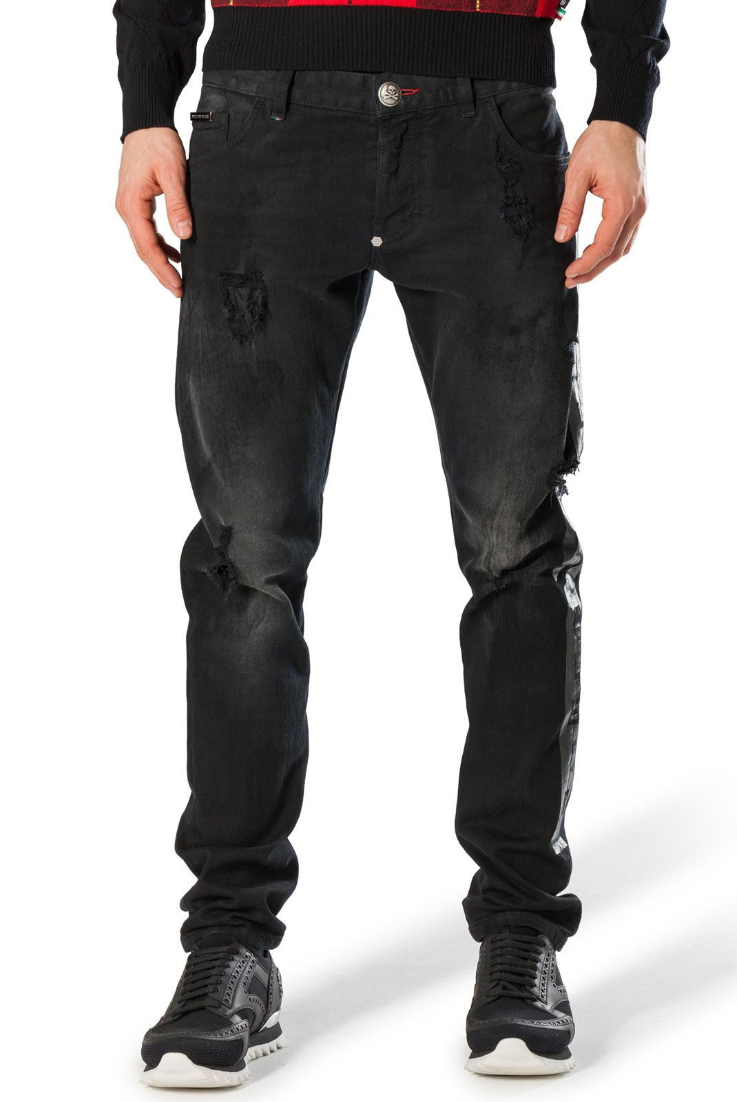 Jeans  Philipp plein MDT0415 JOROGUMU 02ON ONI