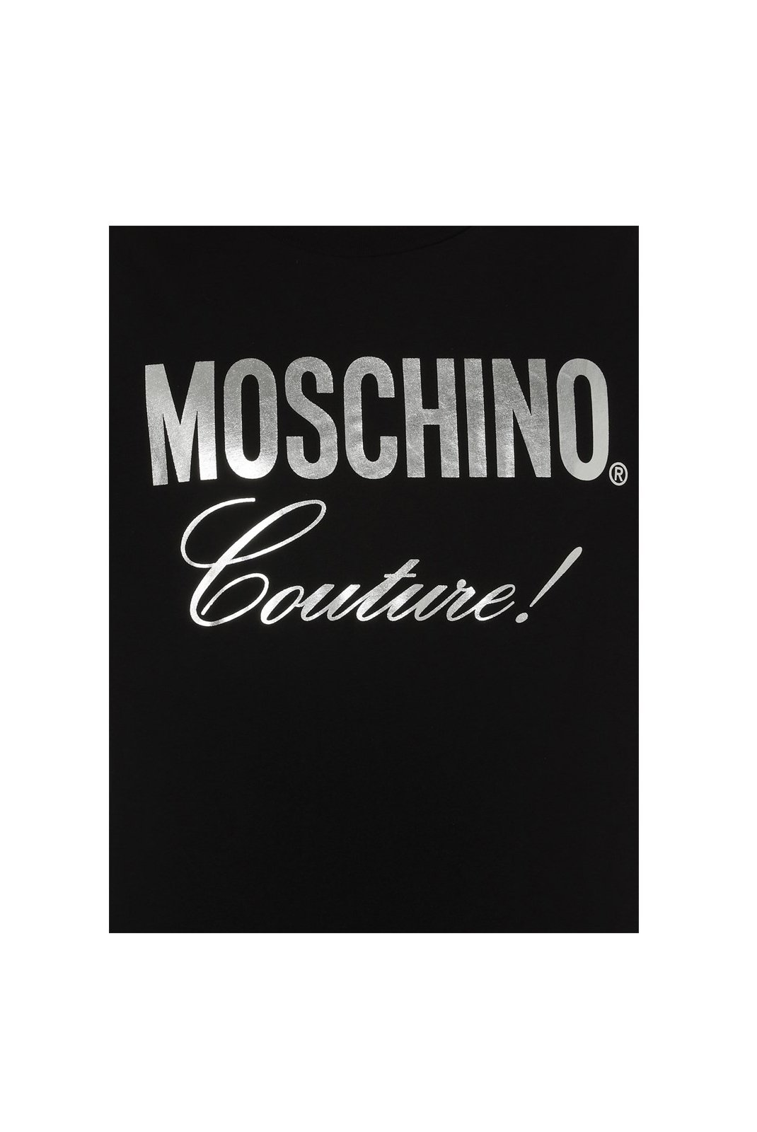 T-S manches courtes  Moschino ZPA0715 155 NOIR