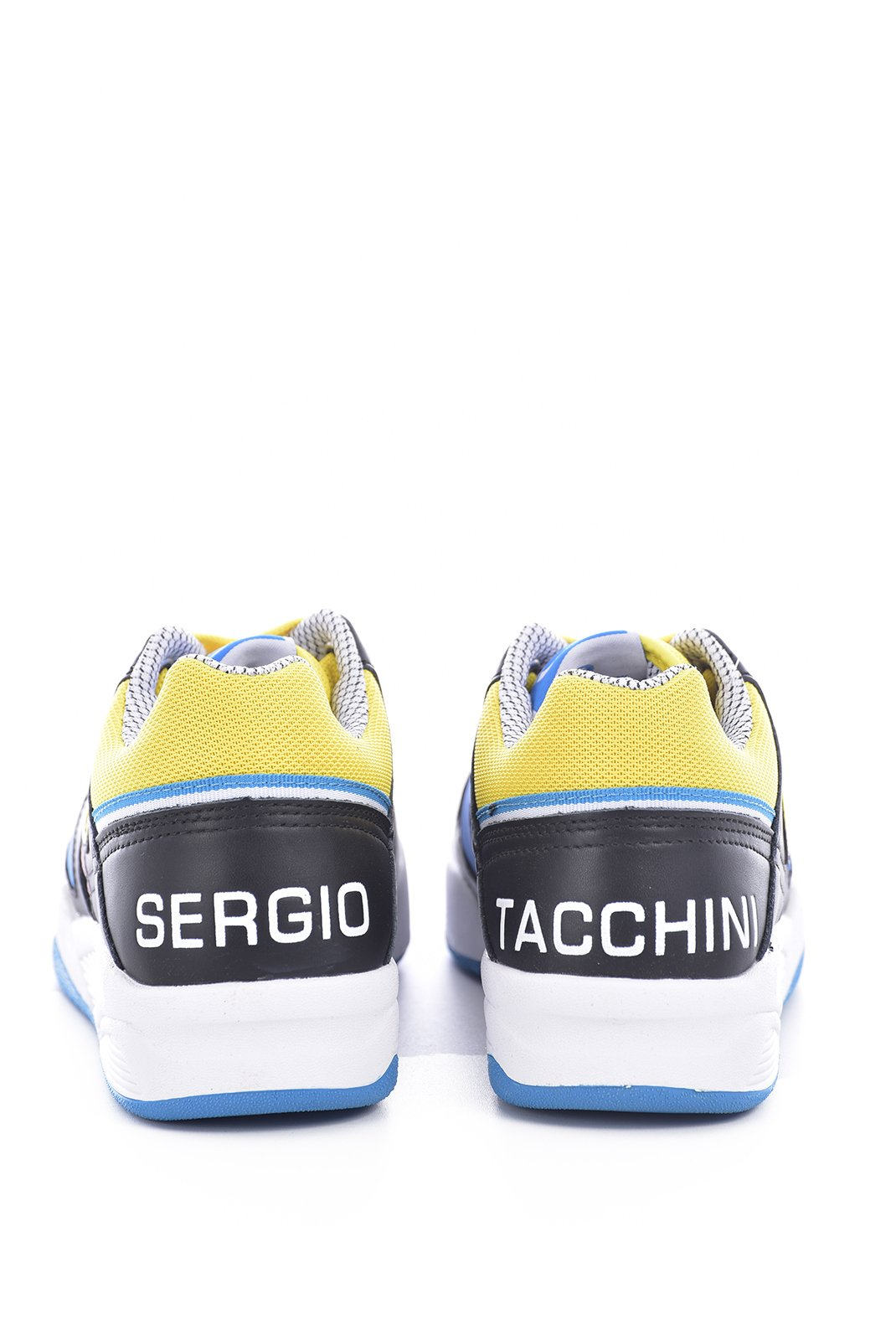 Baskets / Sneakers  Sergio tacchini STW912015 05 BLACK/PINK