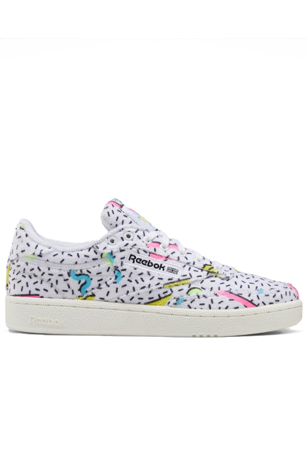 Baskets / Sport  Reebok Club C 85 FV1086 blanc