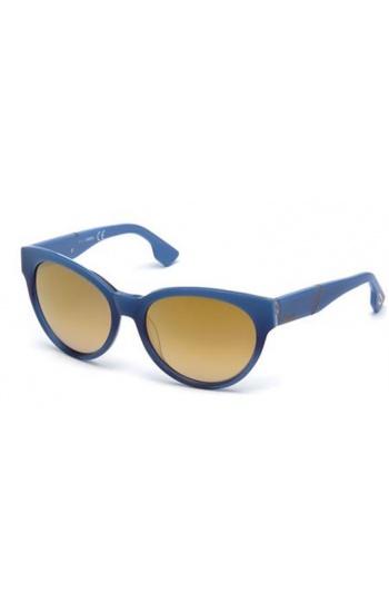 Lunettes  DIESEL DL0124_56 blue