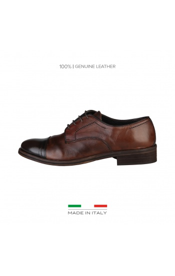 Chaussures de ville  Made in Italia ALBERTO brown