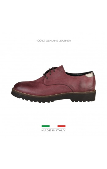 Chaussures de ville  Made in Italia RENATA red