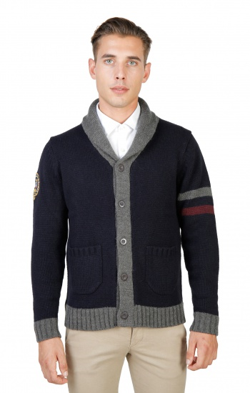 MARQUES Oxford University: OXFORD_TRICOT-CARDIGAN