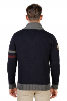OXFORD_TRICOT-CARDIGAN - MARQUES Oxford University