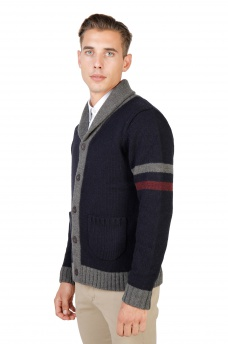 Oxford University: OXFORD_TRICOT-CARDIGAN