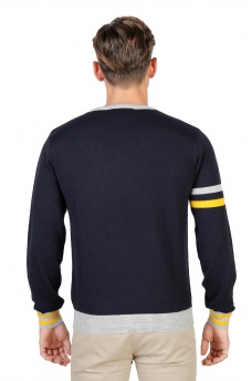 OXFORD_TRICOT-CREWNECK - MARQUES Oxford University