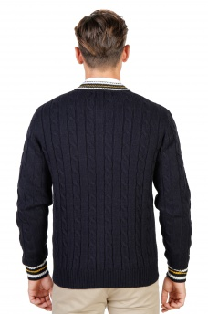 OXFORD_TRICOT-CRICKET - Soldes Oxford University