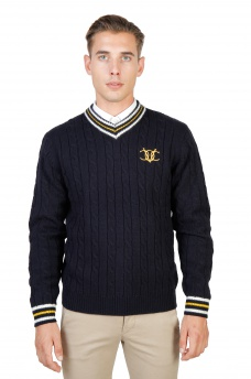 MARQUES Oxford University: OXFORD_TRICOT-CRICKET