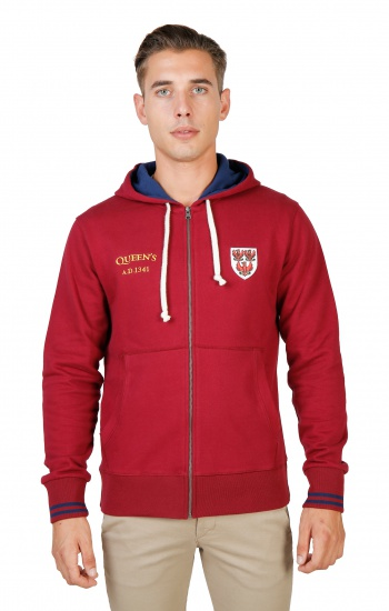 QUEENS-HOODIE - HOMME Oxford University