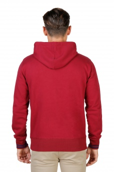 HOMME Oxford University: QUEENS-HOODIE