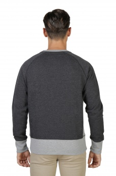 HOMME Oxford University: OXFORD-FLEECE-RAGLAN
