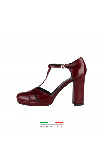 Chaussures de ville  Made in Italia CLOE red