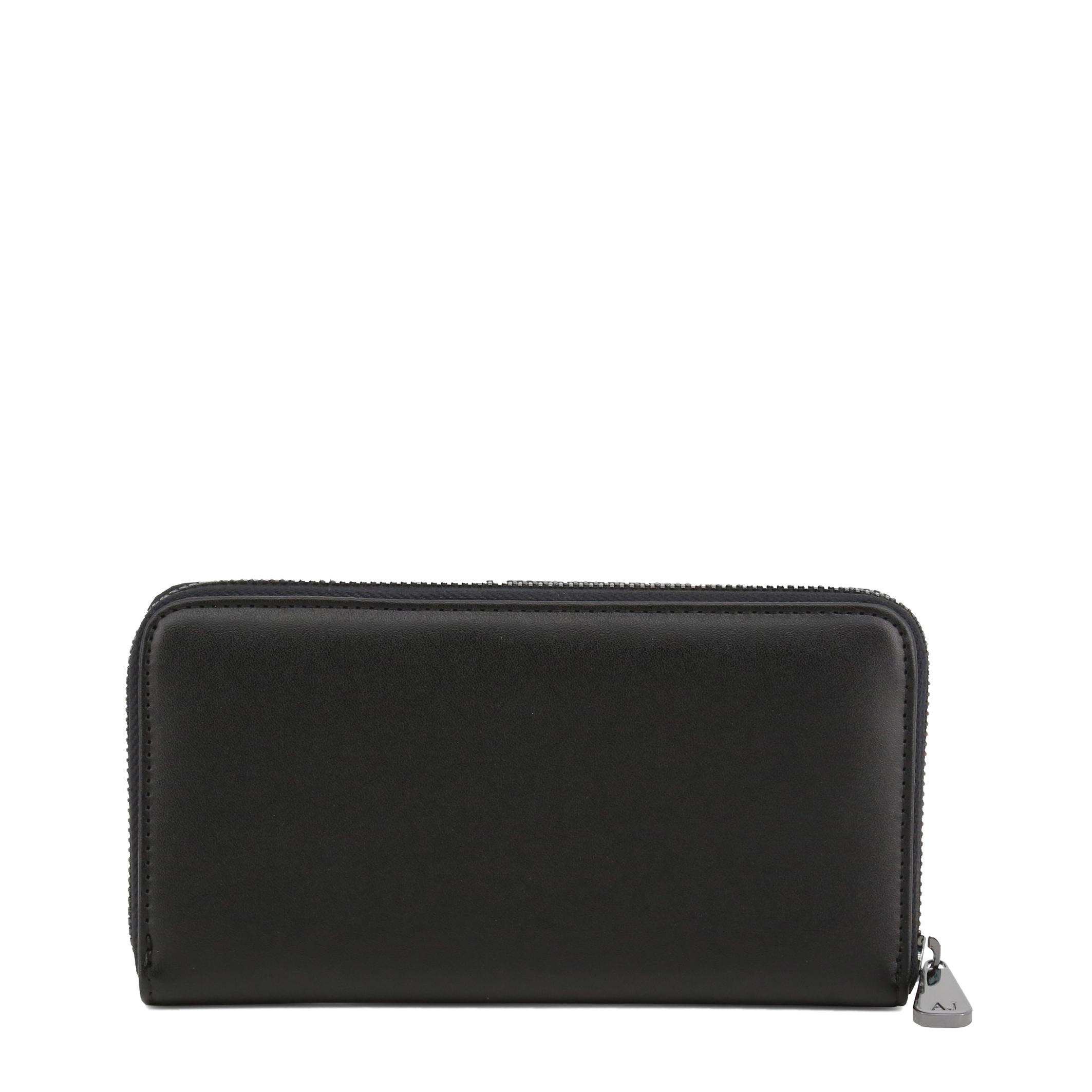 Portefeuilles / Porte-monnaie  Armani jeans 928088_CD757 black