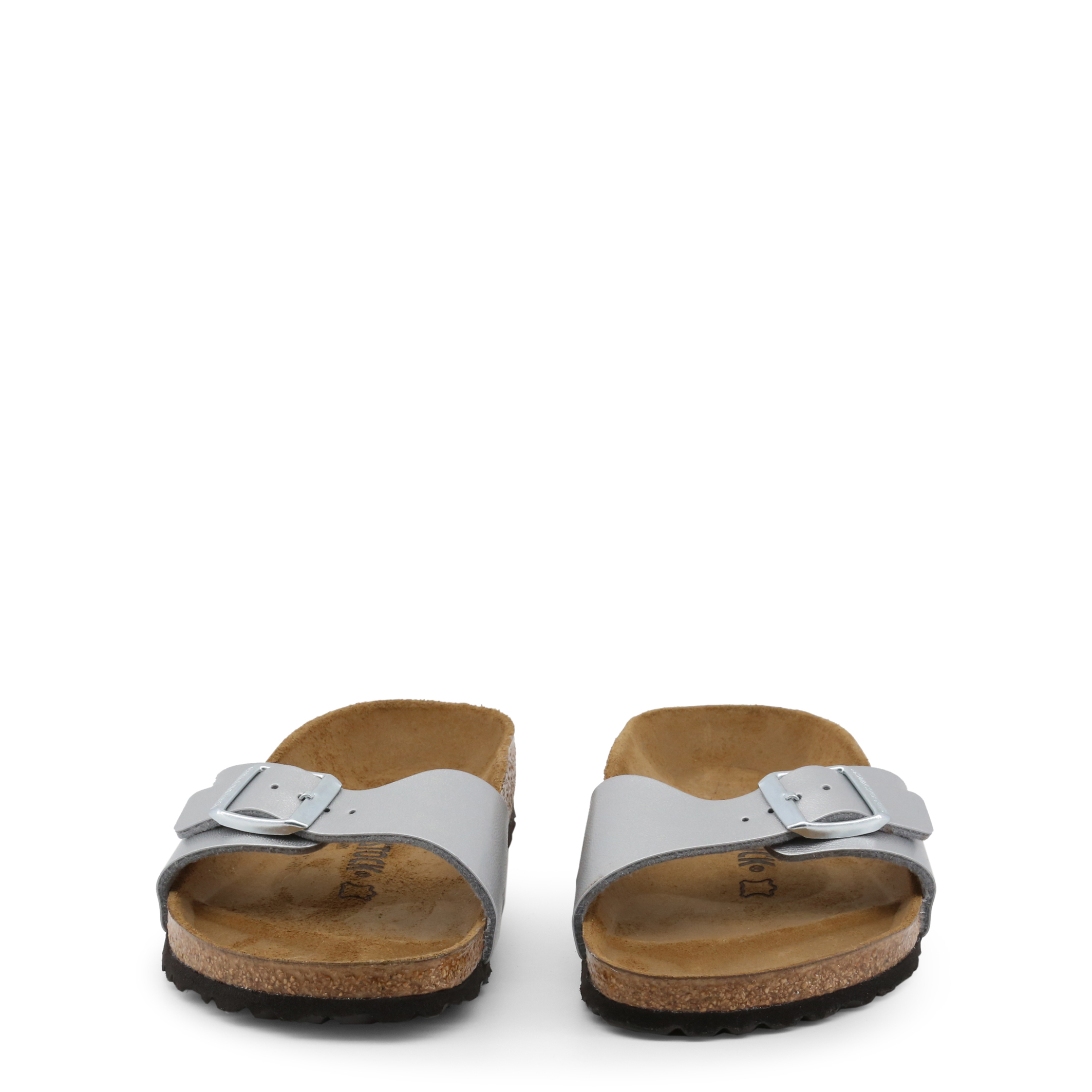 Tongs / Mules  Birkenstock MADRID_BIRKO-FLOR grey