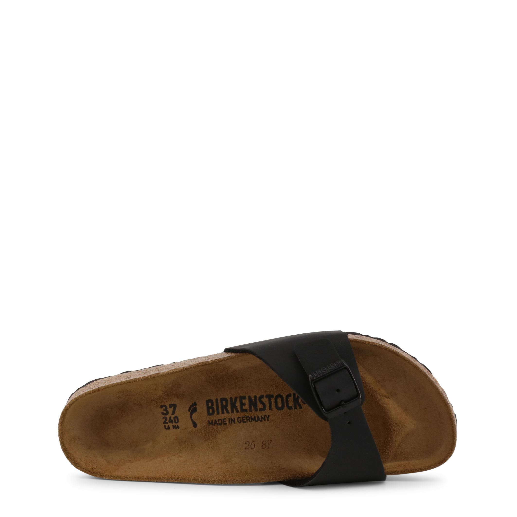 Tongs / Mules  Birkenstock MADRID_BIRKO-FLOR black