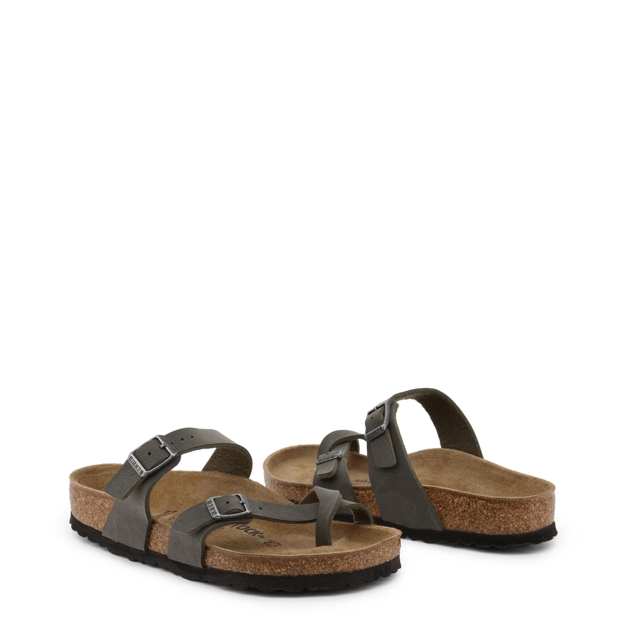 Tongs / Mules  Birkenstock MAYARI_OILED brown