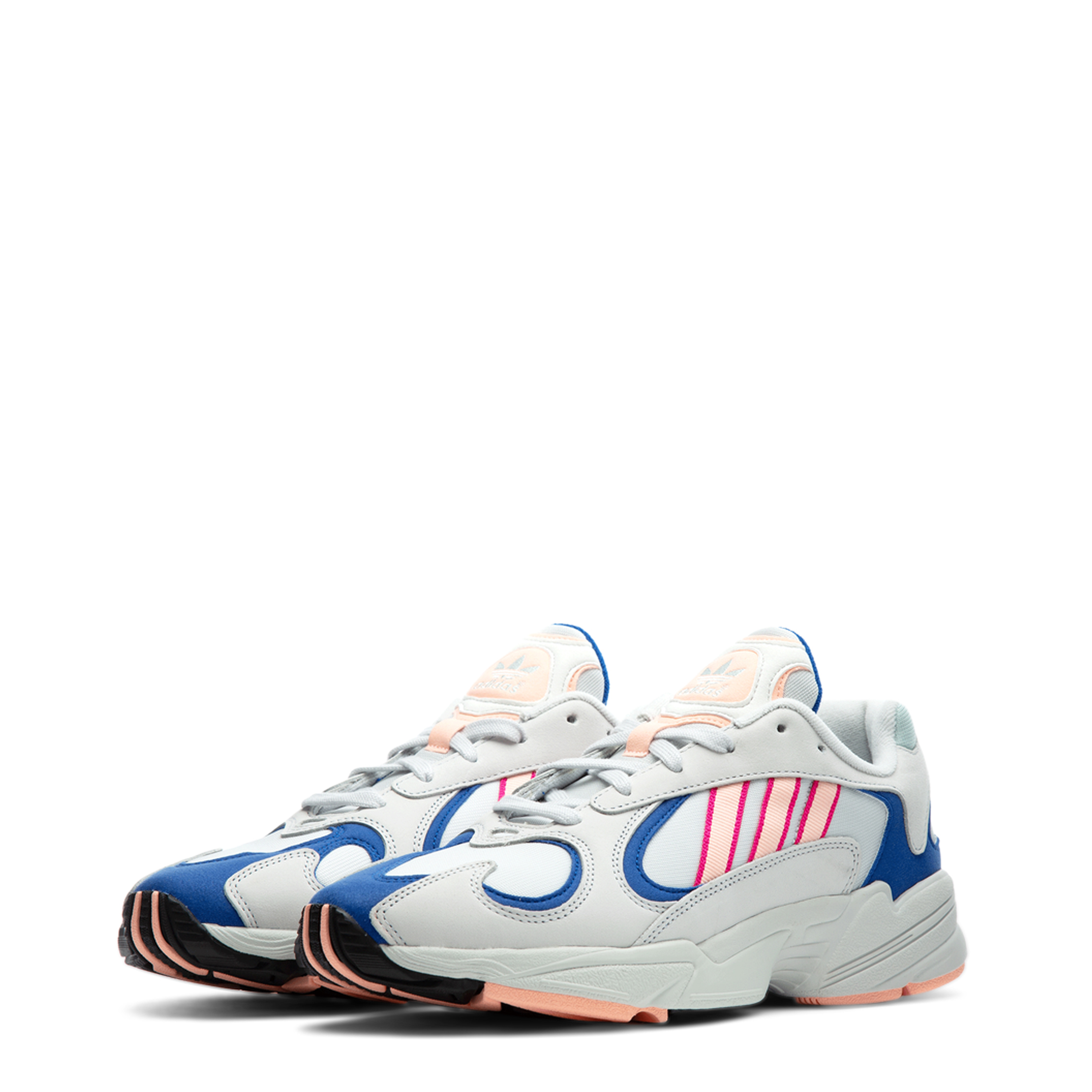 Baskets / Sport  Adidas YUNG-1 white