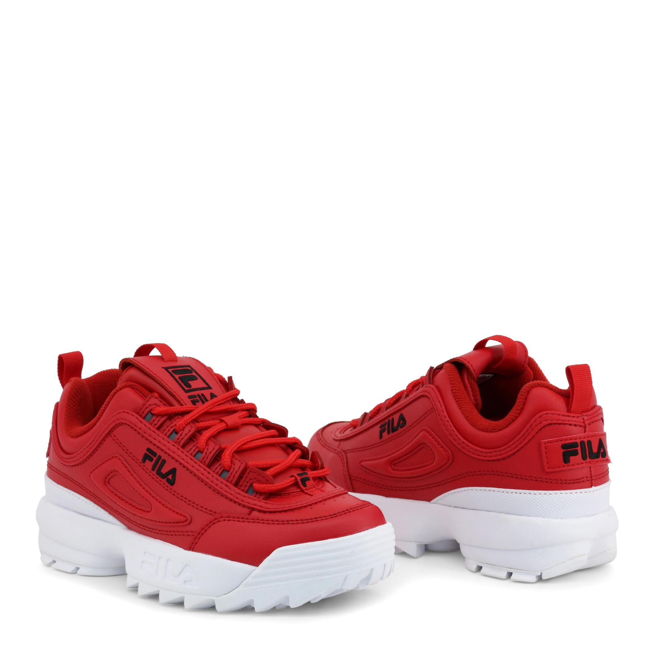 Baskets / Sneakers  Fila DISRUPTOR-2-PREMIUM_5FM00540 red