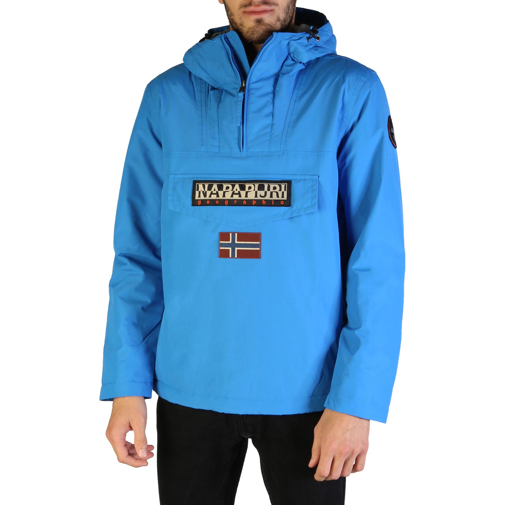 Blousons / doudounes  Napapijri RAINFOREST_N0YGN blue
