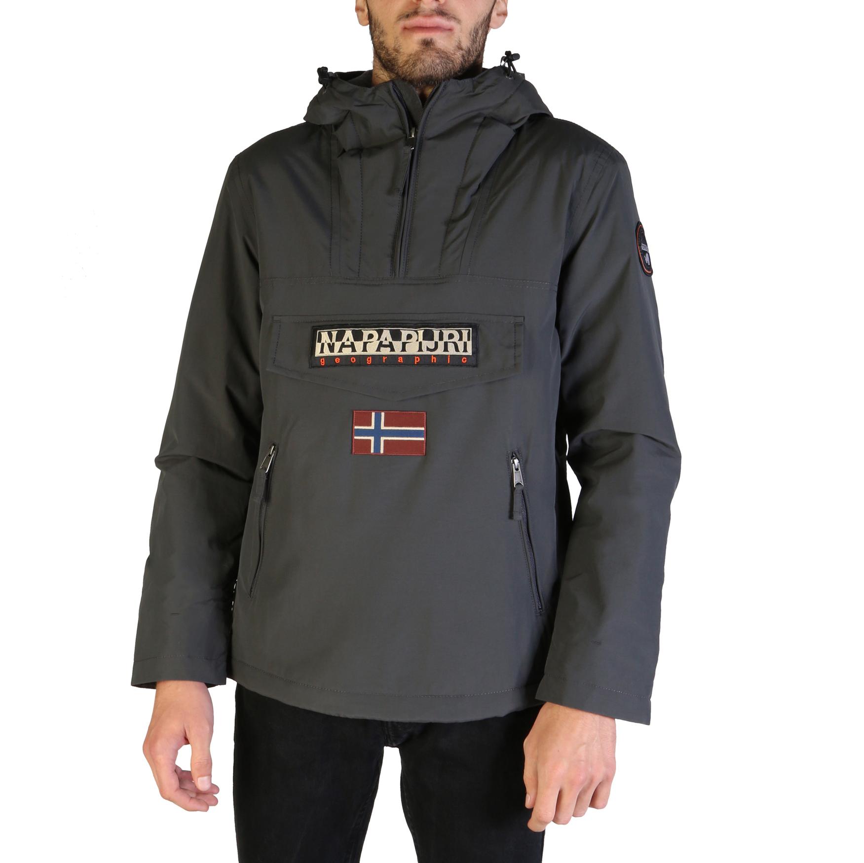Blousons / doudounes  Napapijri RAINFOREST_N0YGNL grey
