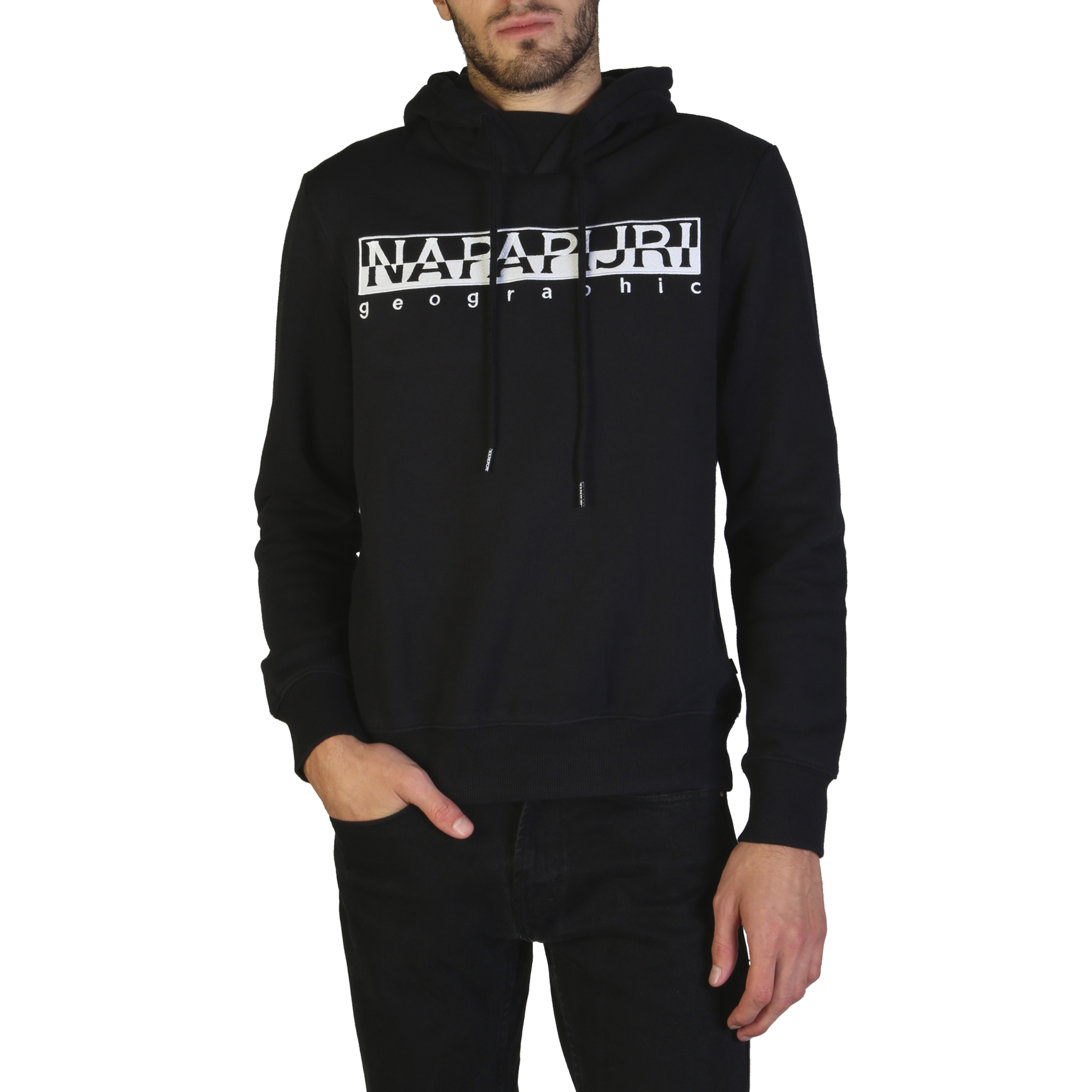 Sweatshirts  Napapijri BERBER H_N0YIWP black