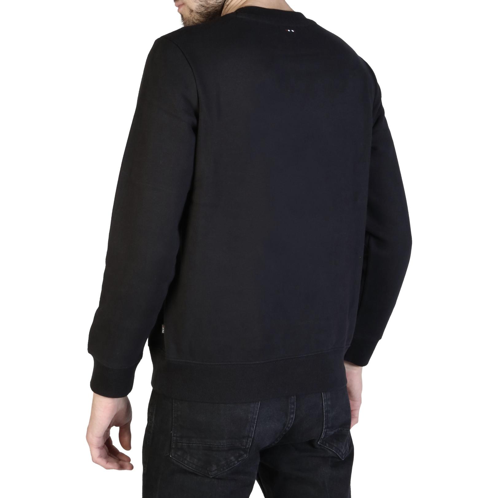 Sweatshirts  Napapijri BERBER C_N0YIWR black