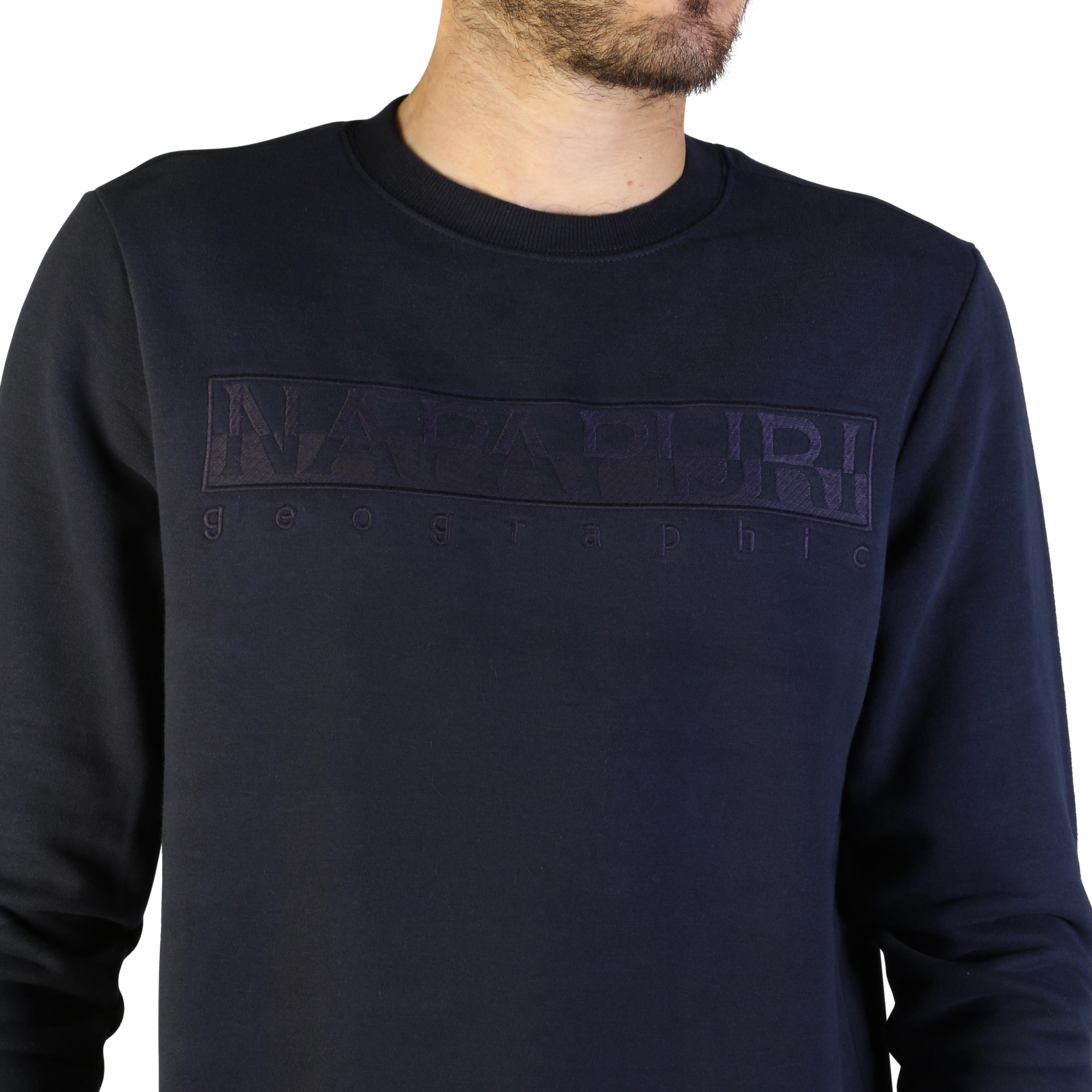Sweatshirts  Napapijri BERBER C_N0YIWR blue