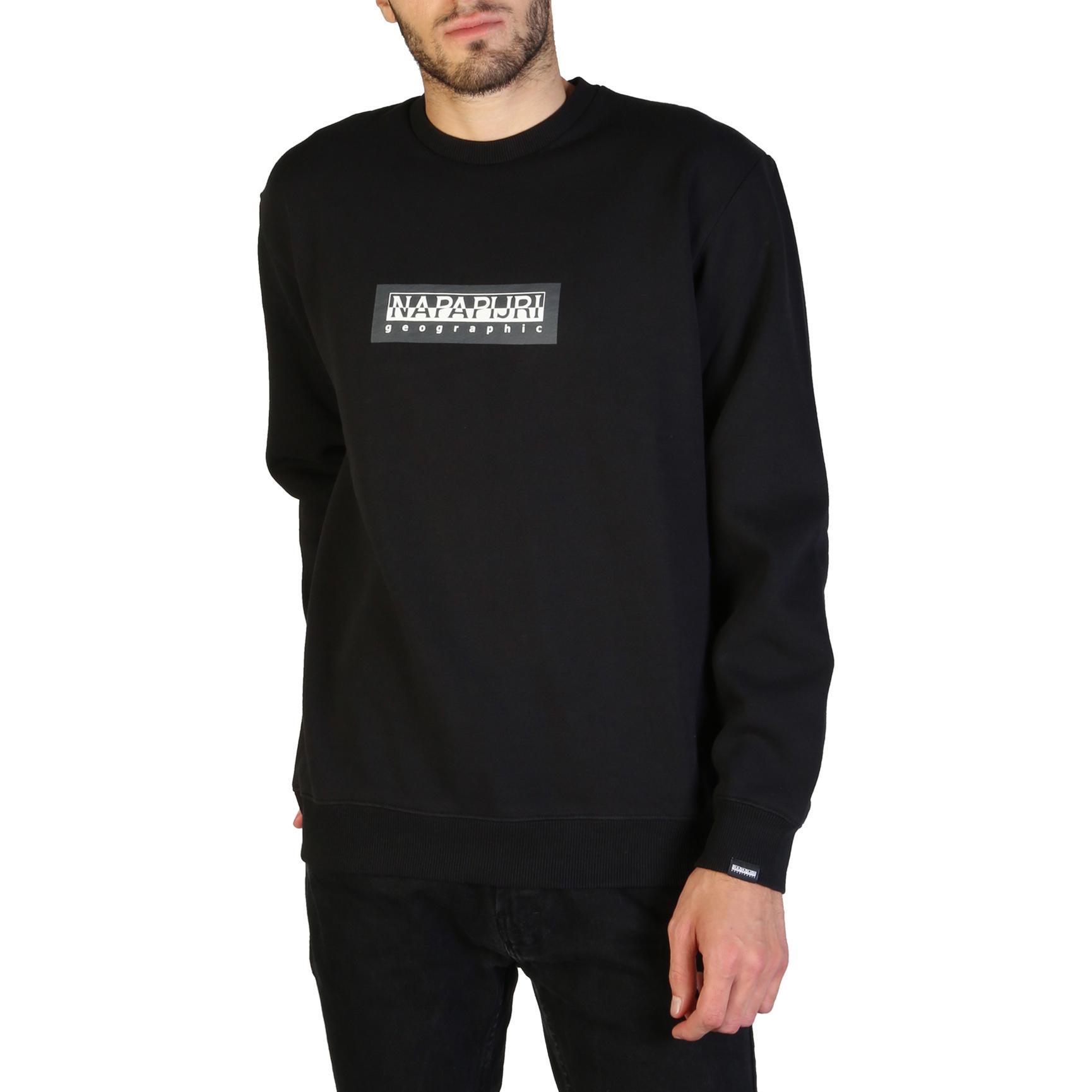 Sweatshirts  Napapijri BOX C_N0YKBU black