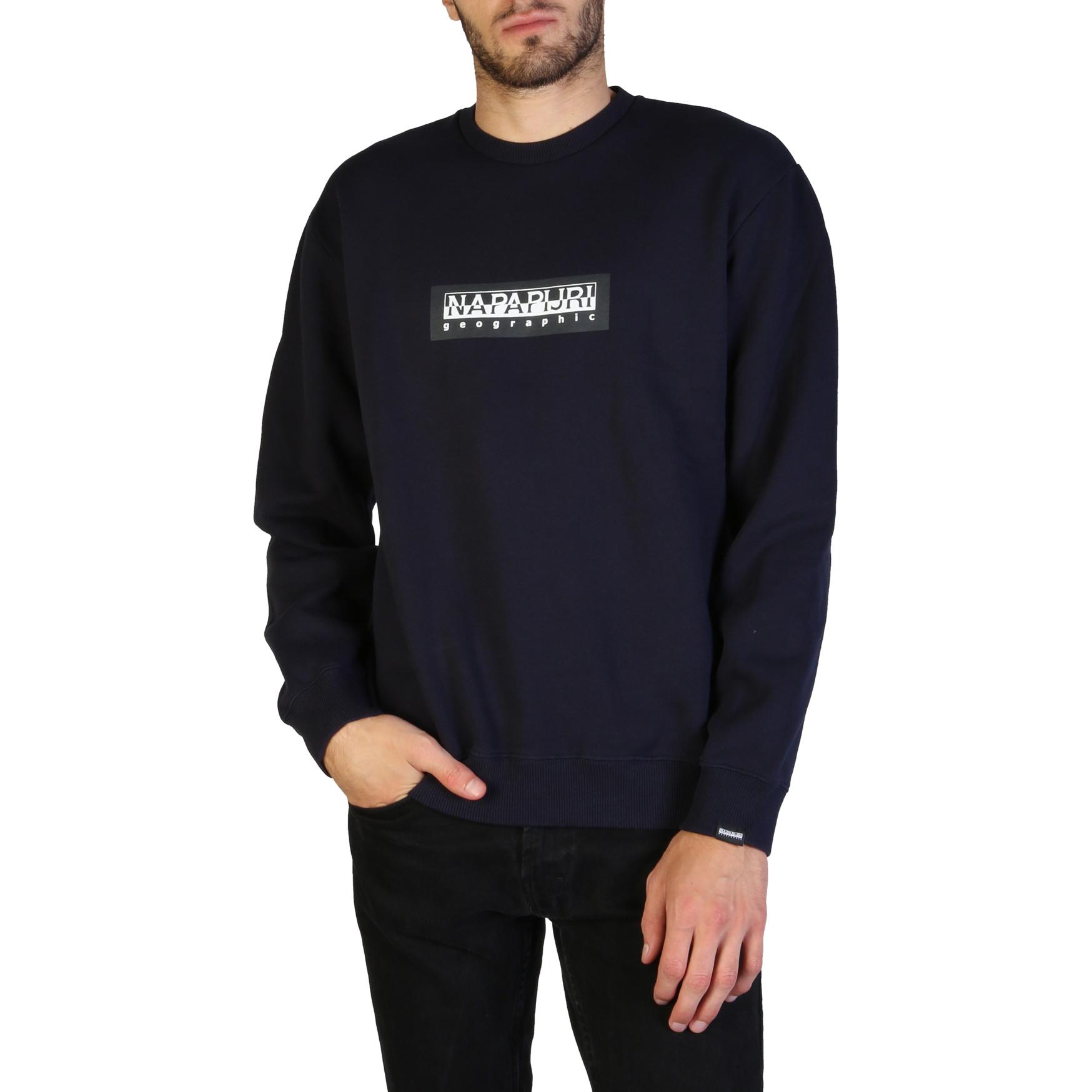 Sweatshirts  Napapijri BOX C_N0YKBU blue